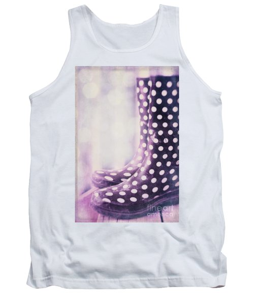 Waiting For The Rain Tank Top