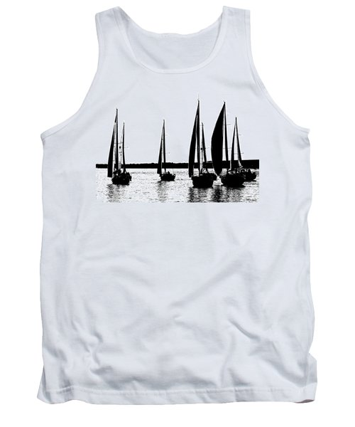 Waiting On The Wind Tank Top