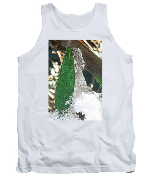 Tank Top featuring the photograph White Wedding by Steve Taylor