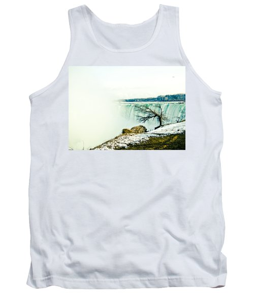 Tank Top featuring the photograph Wonder by Sara Frank