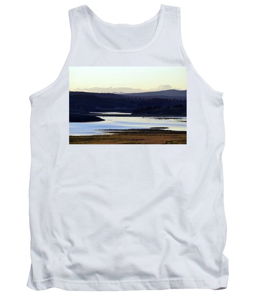 Yellowstone Landscapes Tank Top