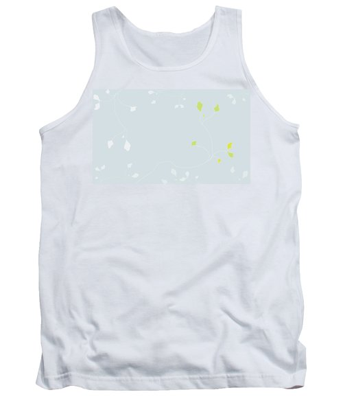Young Poppy Tank Top by Kevin McLaughlin