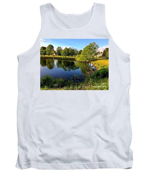 Cypress Creek - No.430 Tank Top