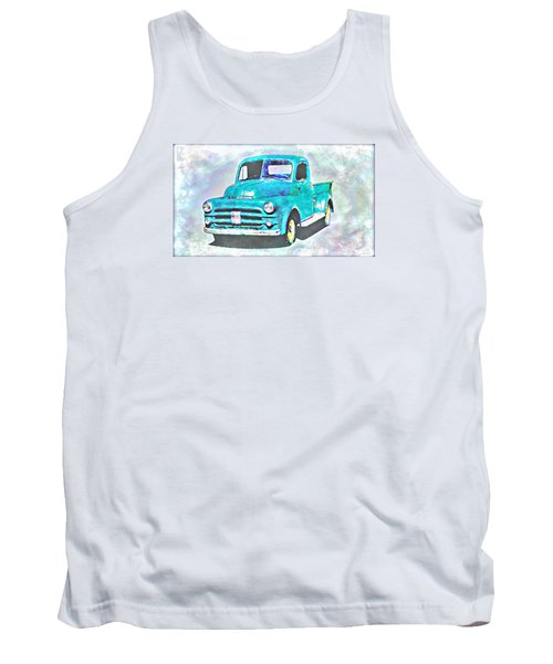 Dodge Pickup Tank Top