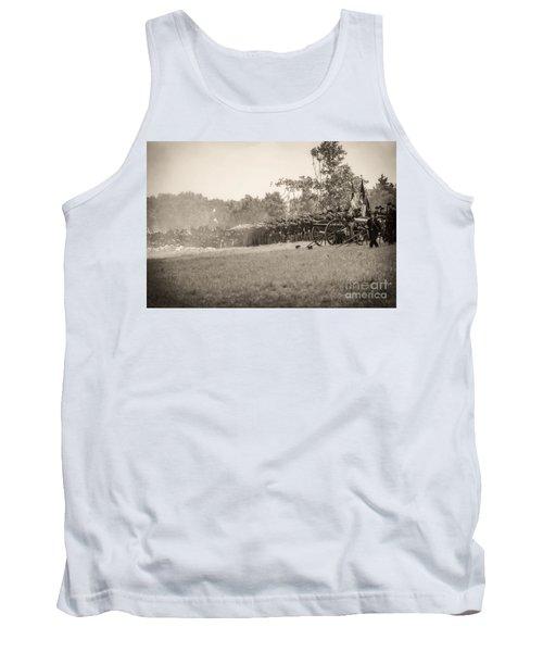 Gettysburg Union Infantry 9968s Tank Top