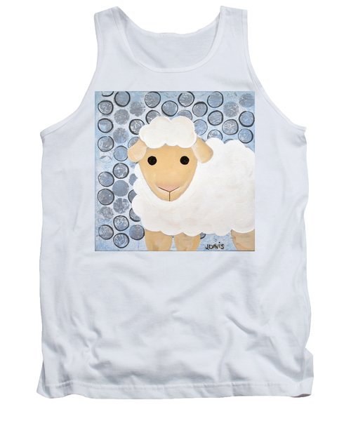 The Blessing Of The Lamb Tank Top