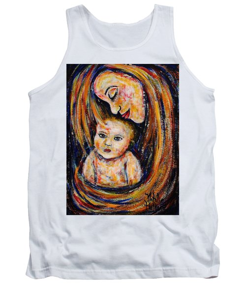 Mother's Love Tank Top by Natalie Holland