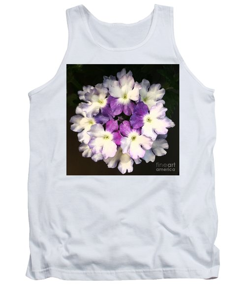 Perfect Crown Of Mother Nature Tank Top by Jasna Gopic