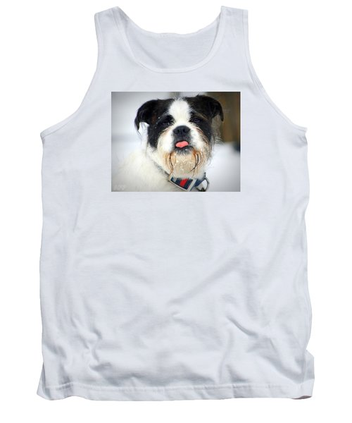 Tank Top featuring the photograph  Pink by Al Fritz
