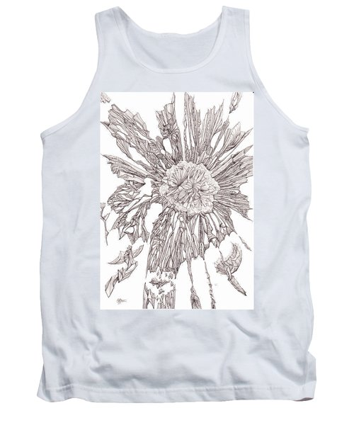 Breaking Free.    0111-1 Tank Top by Charles Cater