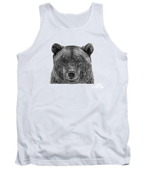 045 Papa Bear Tank Top