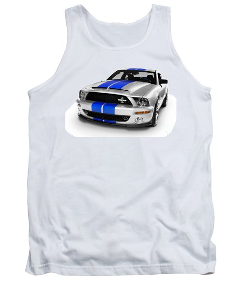 2008 Shelby Ford Gt500kr Tank Top