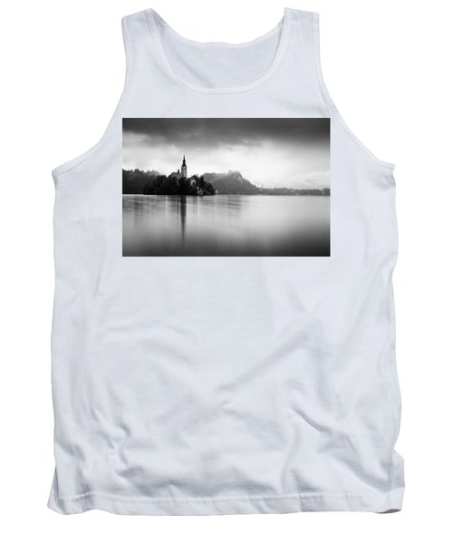 After The Rain At Lake Bled Tank Top