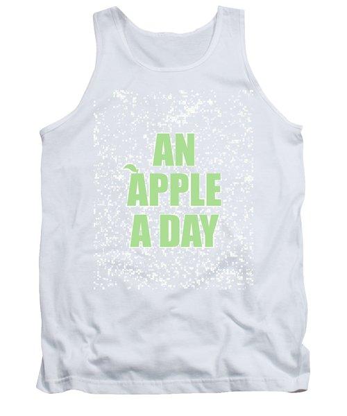 An Apple A Day Tank Top