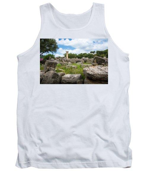 Ancient Olympia / Greece Tank Top