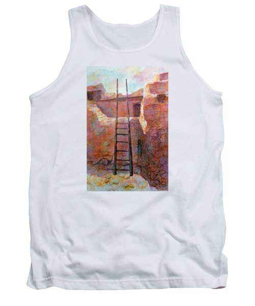 Ancient Walls Tank Top