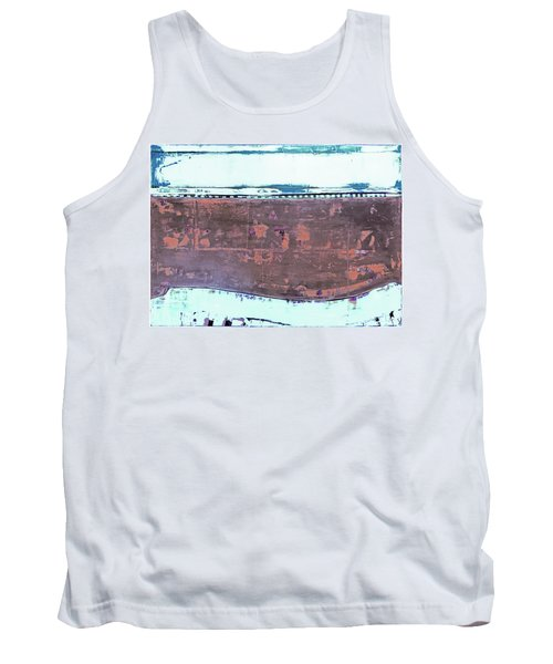 Art Print Abstract 81 Tank Top