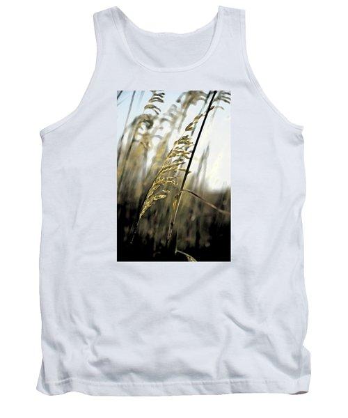 Artistic Grass - Pla377 Tank Top