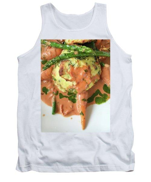 Asparagus Dish Tank Top
