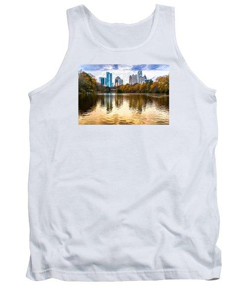 Atlanta - Usa Tank Top