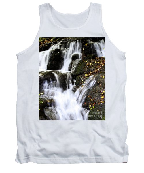 Badger Dingle Fall Tank Top by Stephen Melia