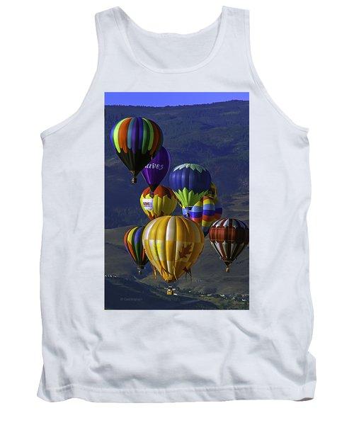 Balloons Over Reno Tank Top