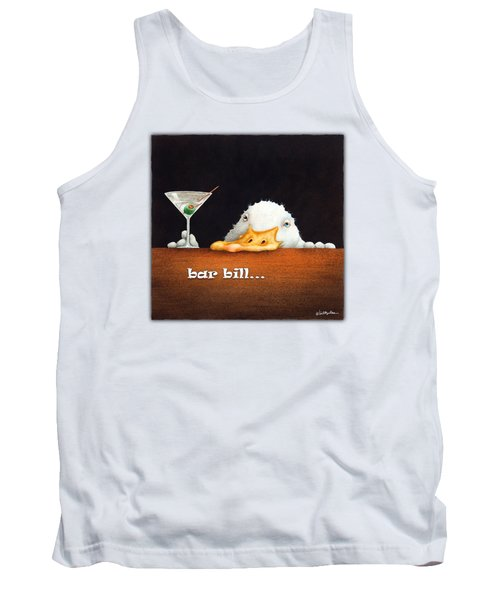 Bar Bill... Tank Top