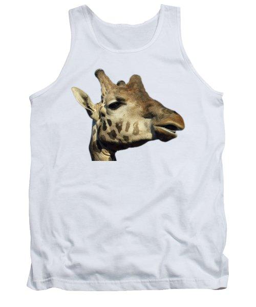 Baringo Giraffe Tank Top