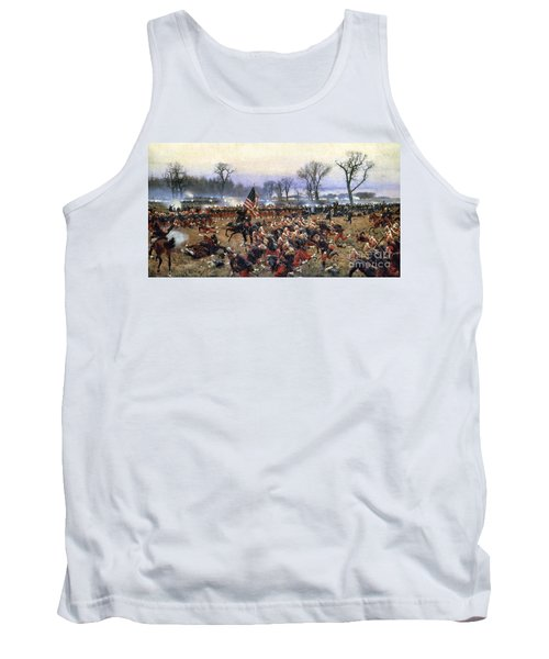 Battle Of Fredericksburg - To License For Professional Use Visit Granger.com Tank Top