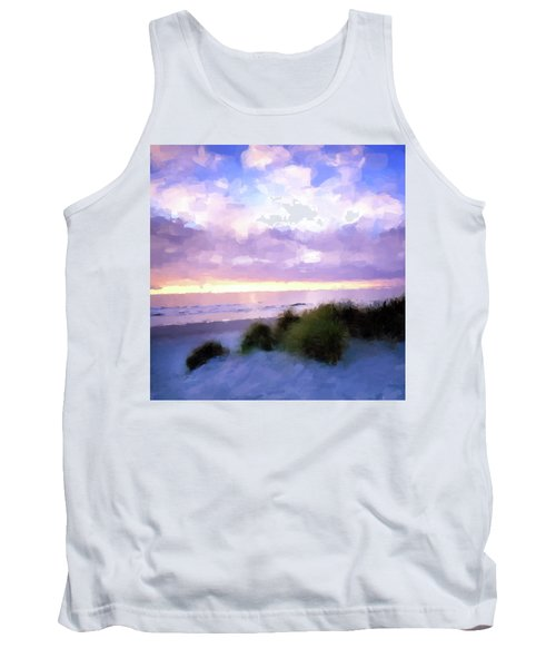 Beach Sawgrass Tank Top