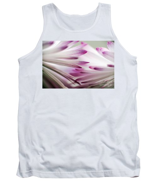 Beautiful Colorful Image About Daisy Flower Tank Top