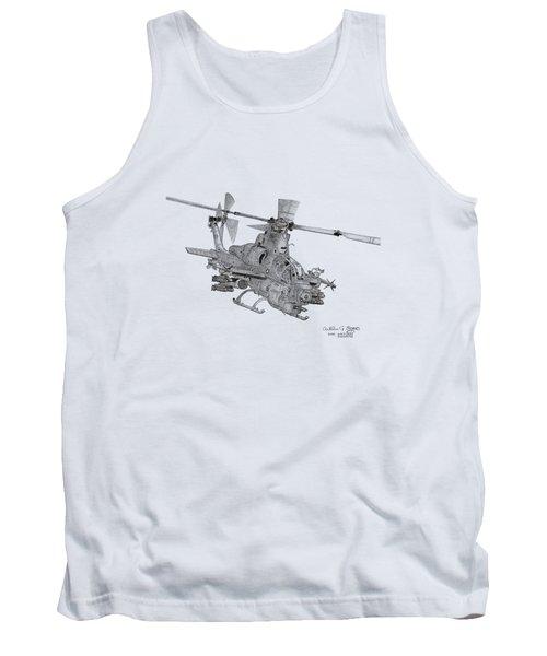 Bell Ah-1z Viper Tank Top