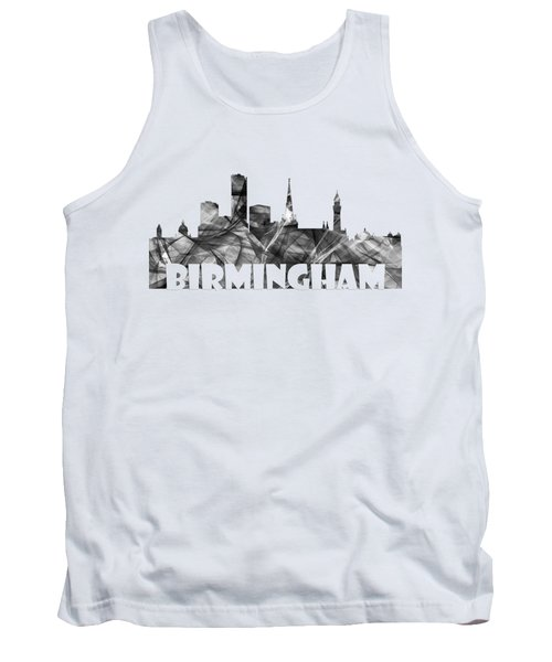 Birmingham England Skyline Tank Top