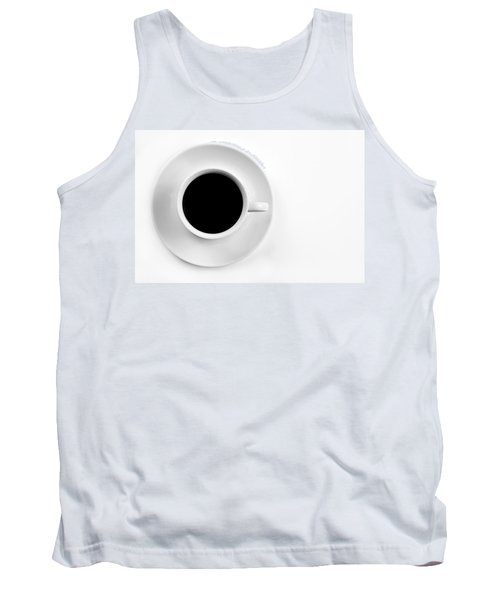 Tank Top featuring the photograph Black Coffee by Gert Lavsen