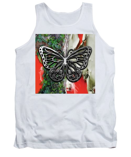 Butterfly Collection Tank Top