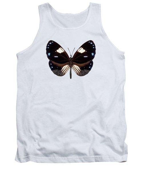 Butterfly Species Euploea Radamanthus Common Name Magpie Crow Tank Top