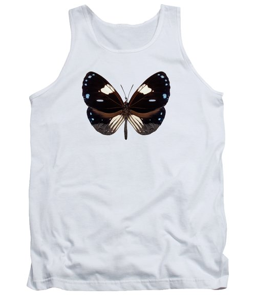 Butterfly Species Euploea Radamanthus Common Name Magpie Crow Tank Top