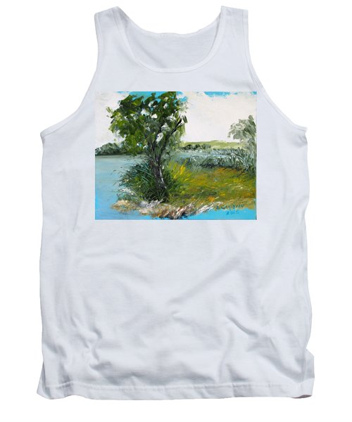 By The Snake River Tank Top