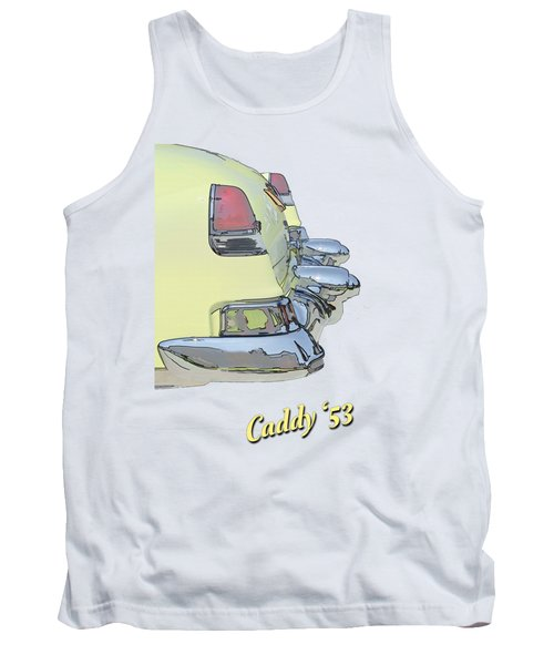 Caddy 53 Tank Top by Larry Bishop