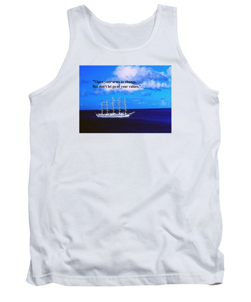 Tank Top featuring the photograph Change by Gary Wonning