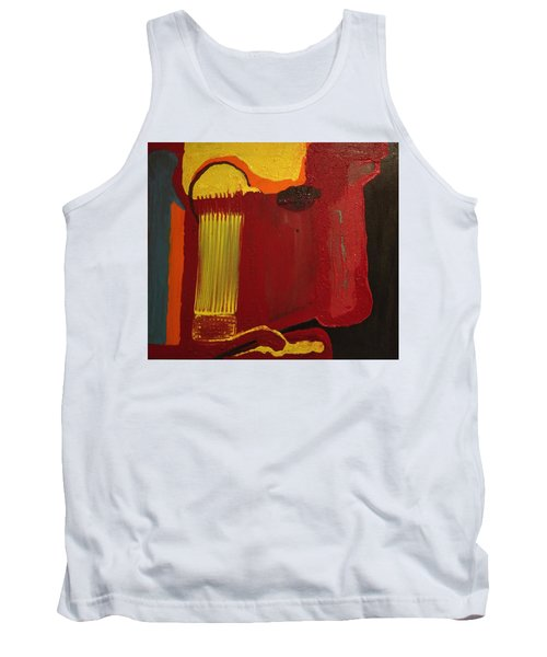 Christ's Profile Tank Top