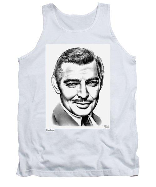 Clark Gable Tank Top