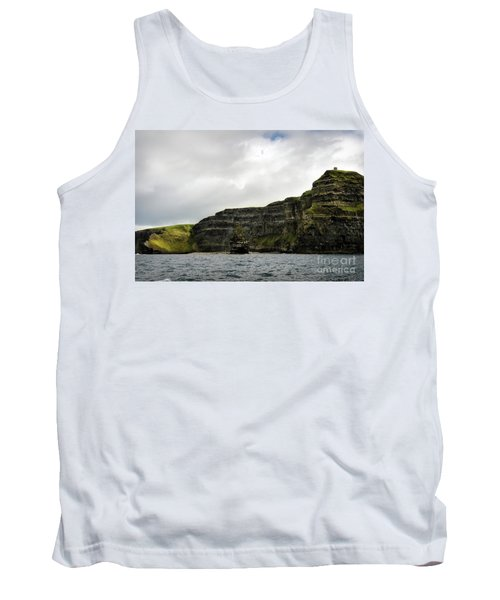 Tank Top featuring the photograph Cliffs Of Moher From The Sea by RicardMN Photography