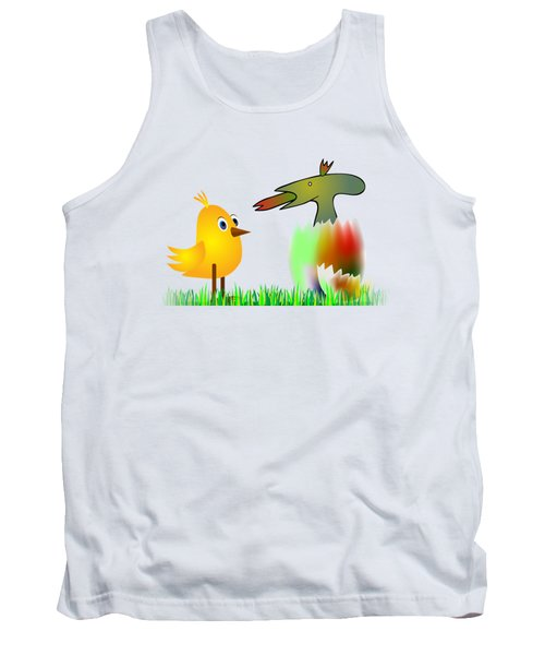Close Encounters Of The Third Kind Tank Top