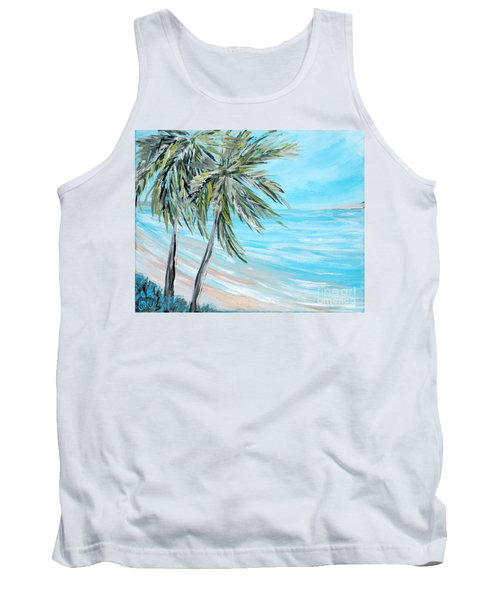 Collection. Art For Health And Life. Painting 3 Tank Top