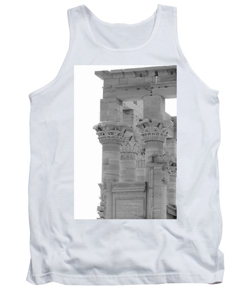 Columns Tank Top by Silvia Bruno