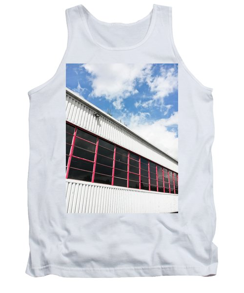 Commercial Building Tank Top