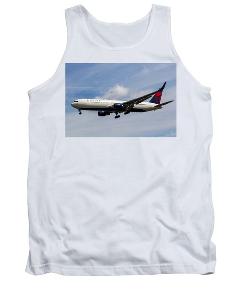 Delta Airlines Boeing 767 Tank Top