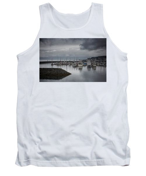 Discovery Harbour Tank Top by Randy Hall