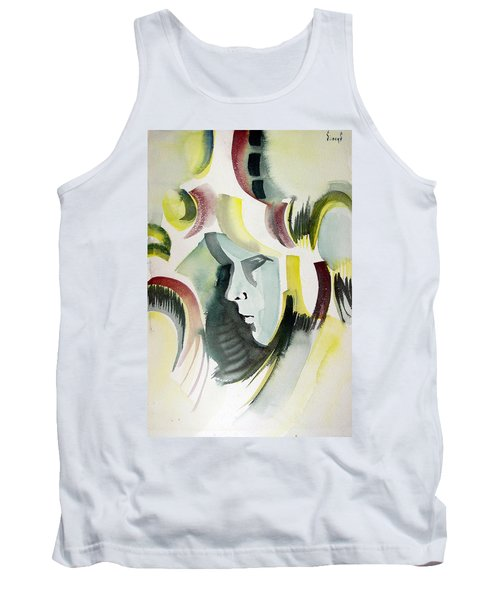 Dolor Tank Top by Sam Sidders